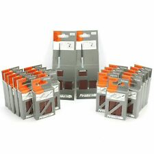 Piranha X82026 Jigsaw Sanding Kit + 400 Extra Sheets! Fits Bosch PMS400 & Jigsaw