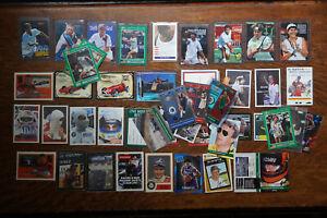 Lot of Sport Collection Tennis Formula 1 Soccer Sampras Boris Becker Grid & More