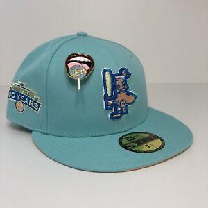 "Hat Club Exclusive New Era 59FIFTY Boston Red Sox ""Sugar Shack"" 7 1/8 Mint Green"