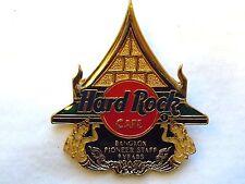 Hard Rock Cafe Bangkok Pioneer 9 Year STAFF '00 Pin - LE 25 Pins!