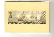 PHQ 280, Battle of Trafalgar. 18-10-2005.  Full Set. (7)
