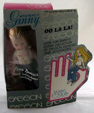 The World of Ginny Vogue Dolls Sasson 1981 Hairstyles Disco Rollerskates NIB