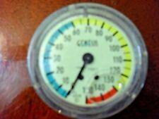 Genesis Standard 2-3/8 inch Oil Filled 150' Depth Gauge