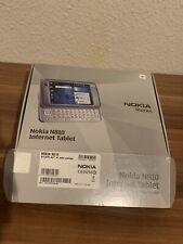 Nokia N810 Internet Tablet, WLAN Top Zustand In Ovp
