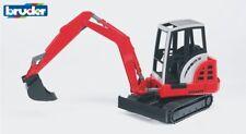 Bruder 02432 Schaeff HR16 Minibagger 1:16 Bagger Baumaschine Schaufelbagger