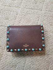 NWT Valentino Garavani Rolling Rockstud Mini pouch Leather Shoulder Bag $1,751