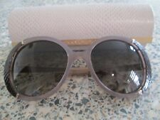 ca0b4f37088 Jimmy Choo gold frame Millie sunglasses. With case.