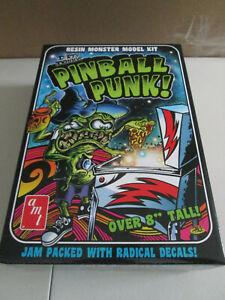 "AMT Dirty Donny Pinball Punk Resin Monster Model Kit 997/12 Over 8"" Tall"