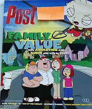 Post RARE 2005 Family Guy American Dad King of the Hill My Dad The Rock Star