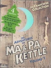 The Adventures of Ma & Pa Kettle, Vol. 1 (The Egg and I / Ma and Pa Kettle / Ma