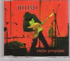 (GR481) TD Lind, Radio Proposal - 2007 DJ CD