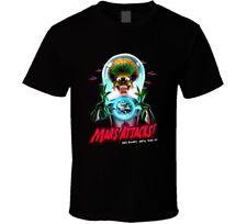 Mars Attacks Movie Poster T Shirt
