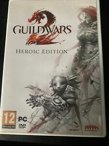 Guild Wars 2 Heroic Edition Game PC Windows Game