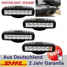 4 x 18W Rampenlicht LED Arbeitsscheinwerfer Offroad Scheinwerfer SUV ATV Truck