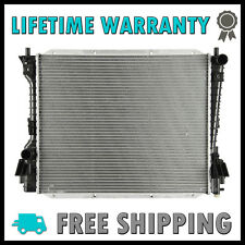 New Radiator For Ford Mustang 04-13 3.7 3.9 4.0 V6 4.6 5.0 V8 Lifetime Warranty