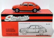 Somerville Models 1/43 Scale 143 - Austin Allegro 3 - Red