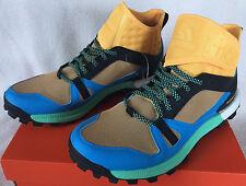 Adidas Supernova Riot M Boost AF5652 Solar Gold Trail Running Shoes Men's 10 new