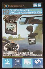 Xtreme Hd Dashboard Camera Xdc6-1001-Blk Brand New
