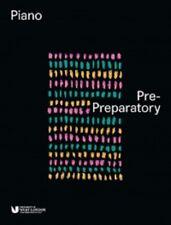 LCM London College Of Music Pre-Preparatory Piano Handbook 2018-2020 LL301
