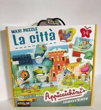 Lisciani MAXI PUZZLE appiccichini giochi educativi Kids Love big pack