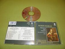 Marin Marais / Jordi Savall - Basse de Viole / 1989 Astree Auvidis E 7770 CD