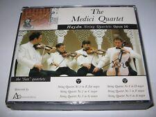 THE MEDICI QUARTET : HAYDN STRING QUARTETS OPUS 20 (1992) 2 CD SET  Sun Quartets