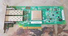 FC Fibre Channel 8GFC SFP + Dual Port PCI-E 2.0 x8 Sun 371-4325-02 QLogic QLE2562