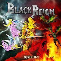 BLACK REIGN - SOVEREIGN  CD NEW