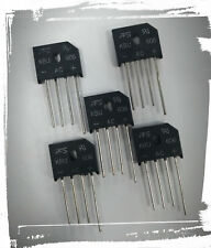 Ponte diodi 6A 600V - KBU606 - marca PFS nr.5 pz