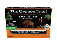 New The Oregon Trail Hunt For Food Card Game 100% True ??? Family Game