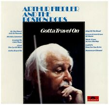 ARTHUR FIEDLER Gotta Travel On POLYDOR STEREO 3 3/4 ips SEALED REEL TO REEL TAPE