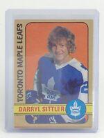 1972-73 Darryl Sittler #188 Toronto Maple Leafs OPC O-Pee-Chee Hockey Card I246