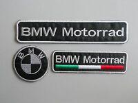 PATCH BMW MOTORRAD PZ 3 RICAMATE TERMOADESIVE -REPLICA - COD 376