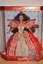 1997 édition spéciale Joyeuses Fêtes Brunette Barbie