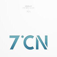 CNBLUE-[7℃N] 7th Mini Album CNBLUE CD+Poster+72pPhoto Book+1p Post Card+1p Card