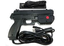 Black Ultimarc AimTrak Arcade RECOIL Light Gun for MAME,Win,PS2,PS3