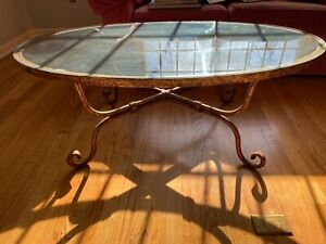 Beautiful Glass Coffee Table for Living Room