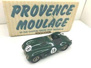 """Provence Moulage * Jaguar """" C """" ** LE MANS * #18 * NICE* 1:43"""