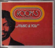 Room 5-Music&You cd maxi single