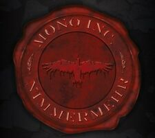 MONO INC. Nimmermehr LIMITED CD+DVD Digipack 2013