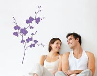 Orchids - Highest Quality Wall Decal Sticker