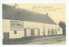 Souvenir de WATERLOO Napoleon Surrender Museum CPA Antique Belgium 1910s