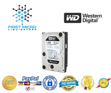 "WD1002FAEX Western Digital CAVIAR BLACK 1TB Internal 7.2K RPM 3.5""  CLEAN BULK"