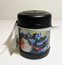 Transformers Revenge of the Fallen Movie Thermos Funtainer 10 oz Food Jar