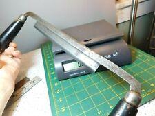 "Vtg. Fulton Usa No.8 Carpenter Draw Knife Shave Plane 14.5"" overall w/8"" Blade"