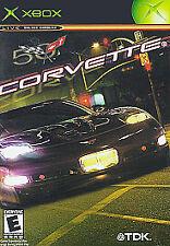 Corvette (Microsoft Xbox, 2004) CIB Race over 100 models