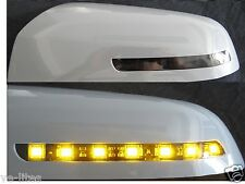 HSV Caprice WM Commodore VE Amber LED mirror covers Ready To Paint SS SV6 SSV