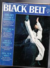 Black Belt Magazine Eric Lee Roy Sukimoto  December 1973