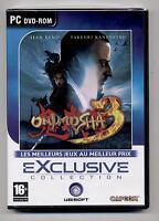 NEUF JEU PC DVD ROM ONIMUSHA 3 COMBAT ARMES JEU ET MANUEL EN FRANCAIS
