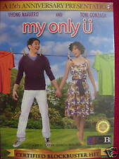 Tagalog/Filipino Movie: MY ONLY U DVD